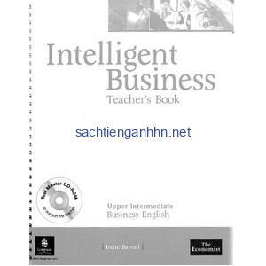 Intelligent Business Upper-Intermediate Teacher Book