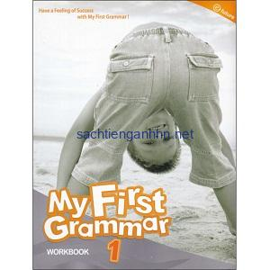 My First Grammar 1 Workbook