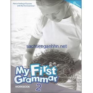 My First Grammar 2 Workbook