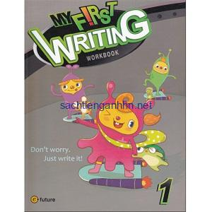 My First Writing 1 Workbook