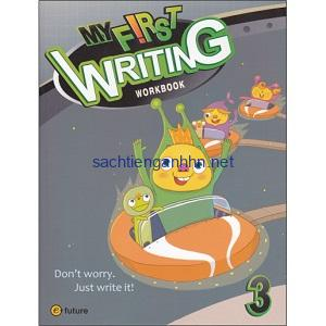 My First Writing 3 Workbook