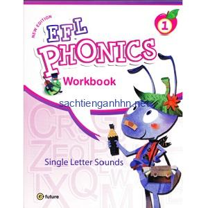New EFL Phonics 1 Single Letter Sounds Workbook