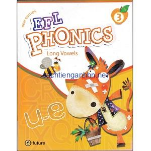 New EFL Phonics 3 Long Vowels