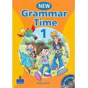 New Grammar Time 1