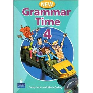 New Grammar Time 4