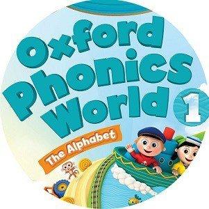 Oxford Phonics World 1 Class Audio CD1
