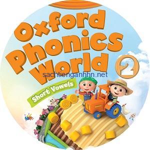 Oxford Phonics World 2 Class Audio CD1
