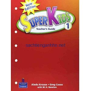SuperKids 1 Teacher's Guide