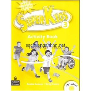 SuperKids 3 Activity Book