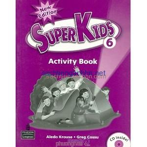 SuperKids 6 Activity Book