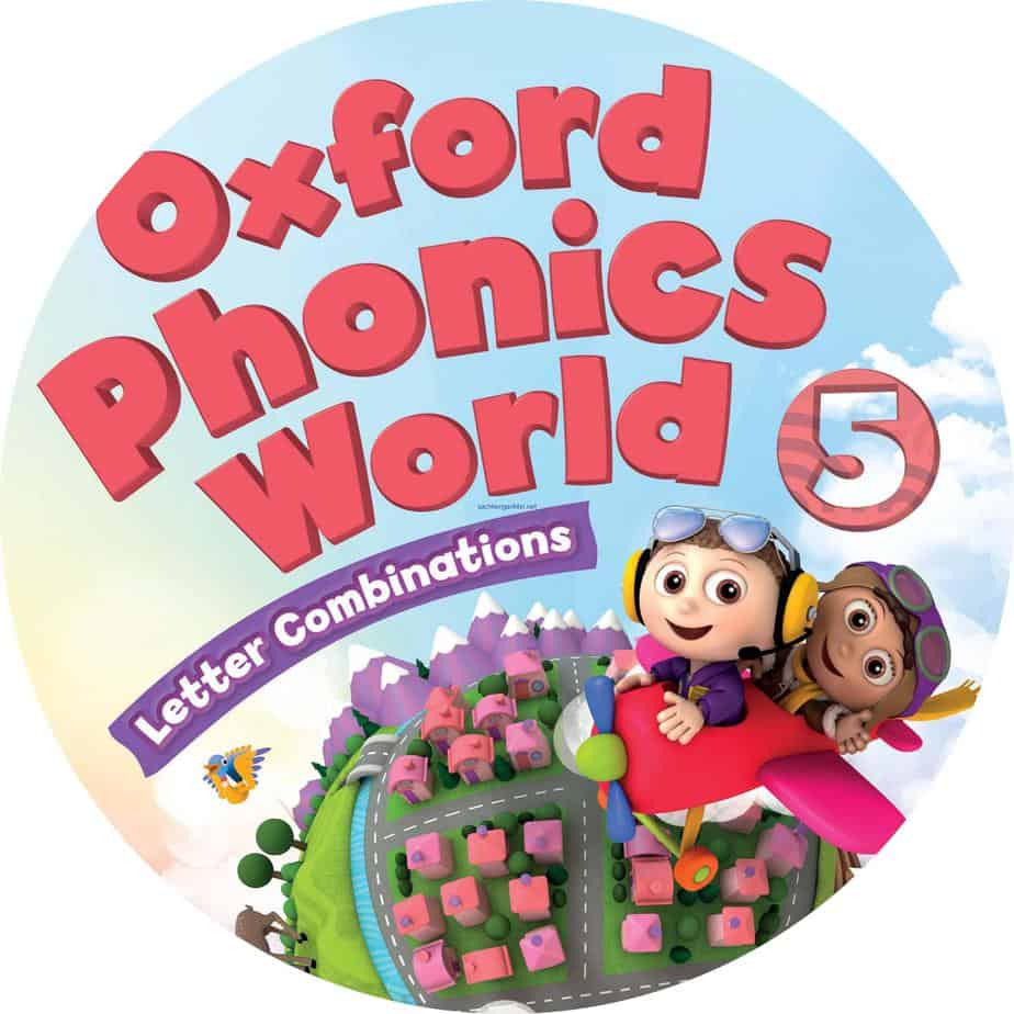Oxford Phonics World 5 Class Audio CD2