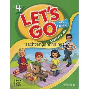Let's Go 4 Student Book 4th Edition