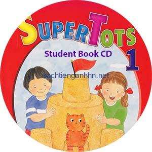 SuperTots 1 Student Book Audio CD A