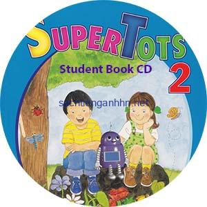 SuperTots 2 Student Book Audio CD B