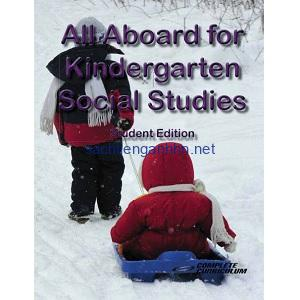 All Aboard for Kindergarten Social Studies Student Edition