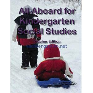 All Aboard for Kindergarten Social Studies Teacher Edition