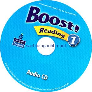 Boost! Reading 1 Audio CD