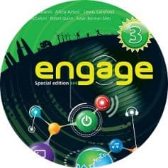 Engage Special Edition 3 Class CD Audio