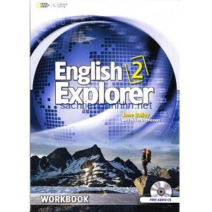 English Explorer 2 Workbook