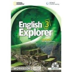 English Explorer 3 Workbook
