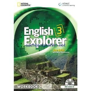 English Explorer 3 Workbook