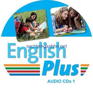 English Plus 1 Class Audio CD 3