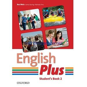 English Plus 2 Student's Book