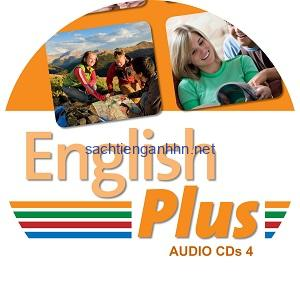 English Plus 4 Class Audio CD 3