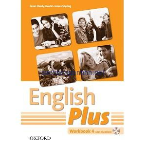 English Plus 4 Workbook
