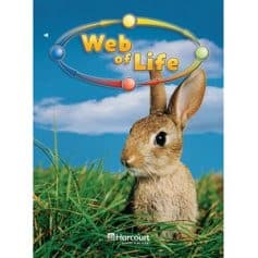 Harcourt Leveled Science Readers G1 Web of Life