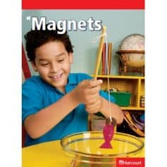 Harcourt Leveled Science Readers G3 Magnets