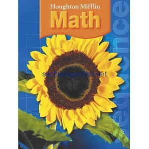 Houghton Mifflin Math Grade 5