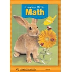 Houghton Mifflin Math Grade K