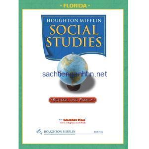 Houghton Mifflin Social Studies Grade 1