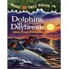 Mary Pope Osborne- Magic Tree House 09 Dolphins at Daybreak