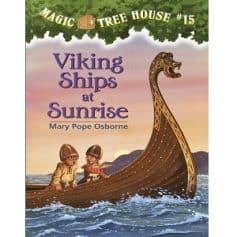Mary Pope Osborne- Magic Tree House 15, Viking Ships at Sunrise