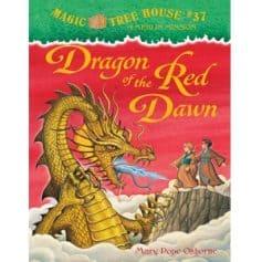 Mary Pope Osborne- Magic Tree House 37, Dragon of the Red Dawn