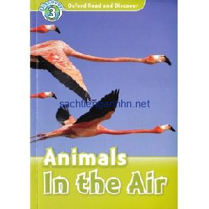 Oxford Read and Discover – L3 – Animals in the Air