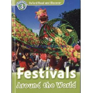 Oxford Read and Discover – L3 – Festivals Around the World