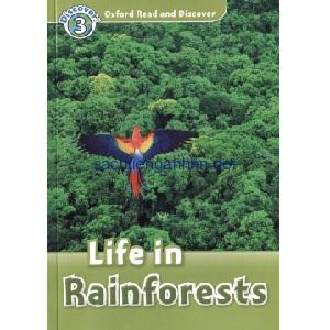 Oxford Read and Discover – L3 – Life in Rainforests
