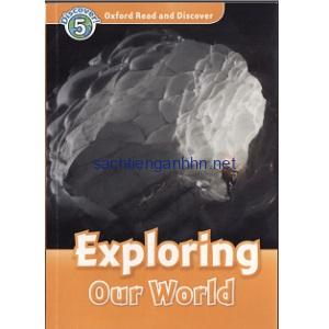 Oxford Read and Discover – L5 – Exploring Our World