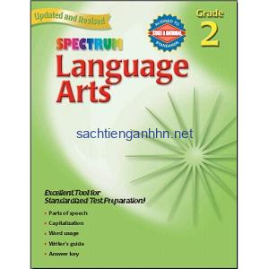 Spectrum Language Arts Grade 2