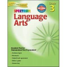 Spectrum Language Arts Grade 3