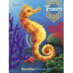 Treasures Language Arts - Grade 2 Volume 1