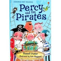 Usborne First Reading Series Percy and the Pirates