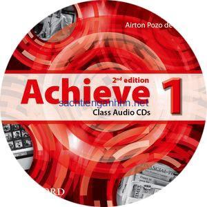 Achieve 1 2nd Edition Class Audio CD