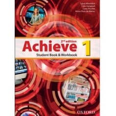 Achieve 1 Student Book Workbook 2nd Edition