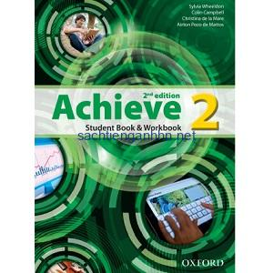 Achieve 2 Student Book Workbook 2nd Edition