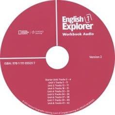 English Explorer 1 Workbook Audio CD