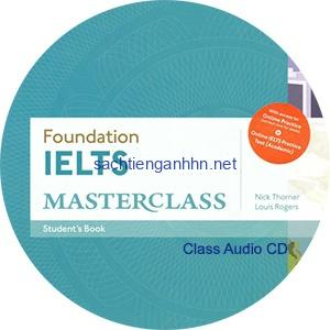 Foundation IELTS Masterclass Class Audio CD 1